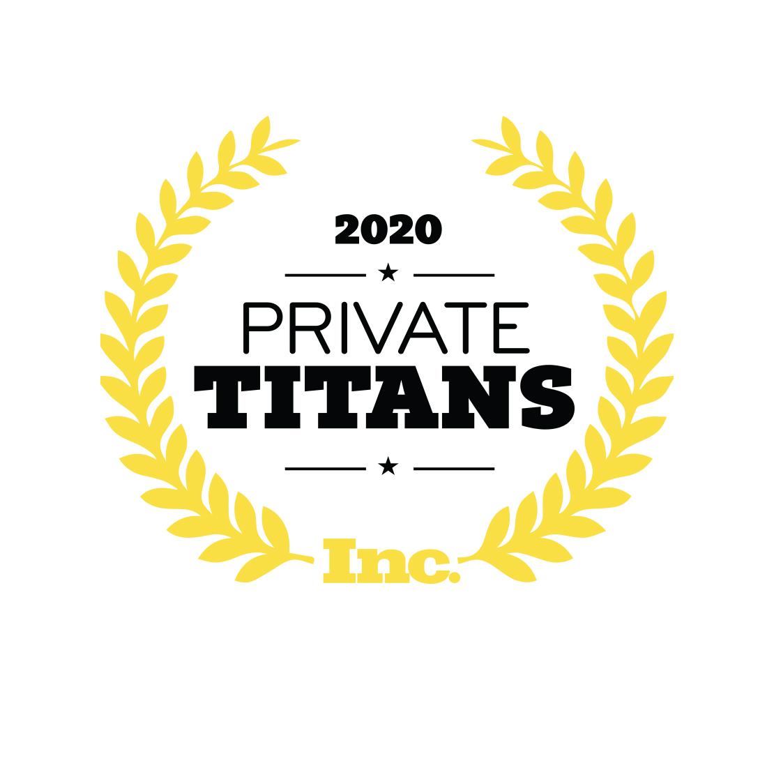 Inc Private Titans 2020 Standard Logo Inc Store