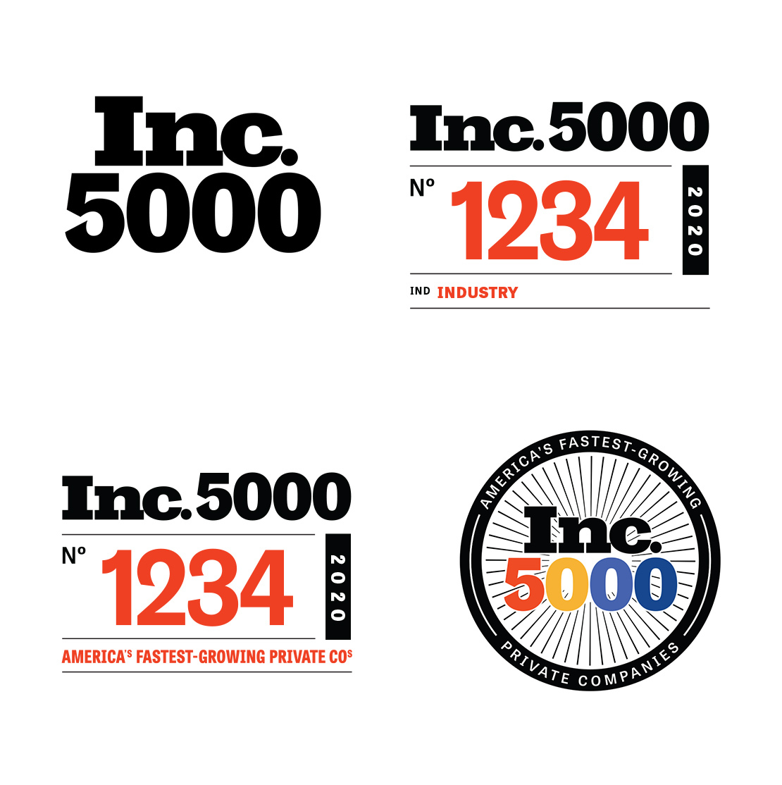 Inc 500 5000 Logo Package Inc Store