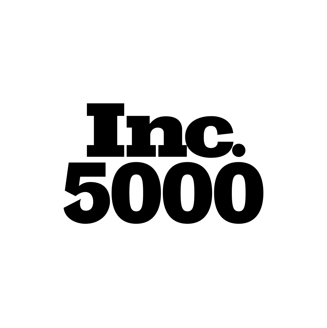 Inc 500 5000 Primary Black Stacked Logo Inc Store